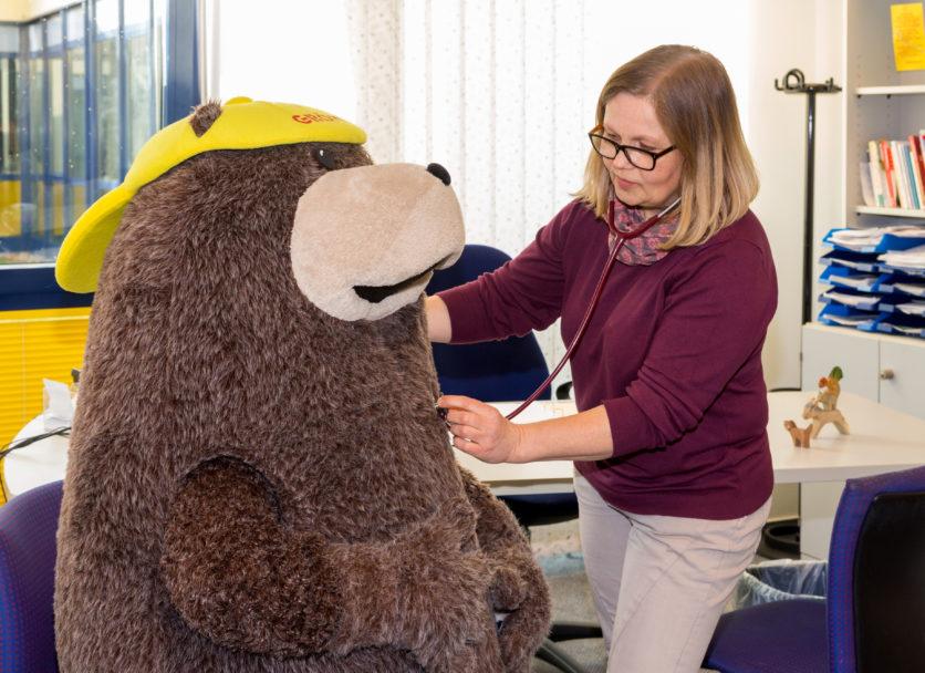 Ostseeklinik Grömitz auf Infektionen gut vorbereitet
